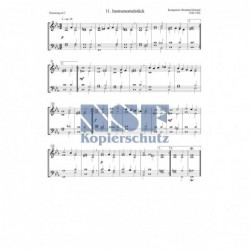 Instrumentalstück (aus Der...