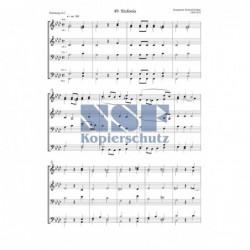 Sinfonia (aus Der Bläserruf)